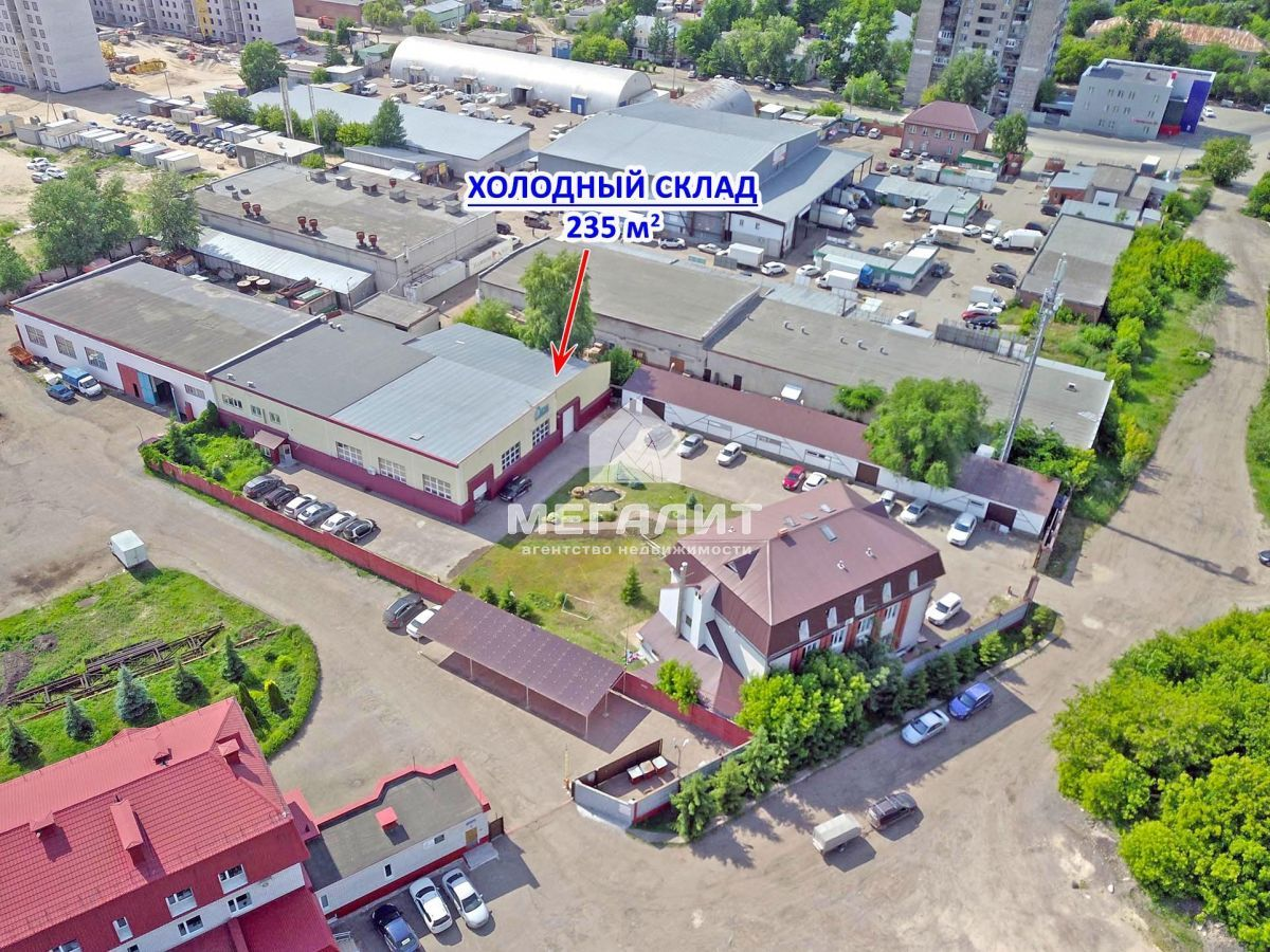 Аренда  склада Портовая ул, 25А