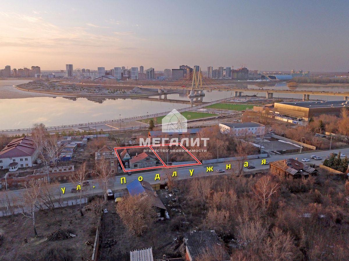 Продажа  участка Подлужная ул, 51
