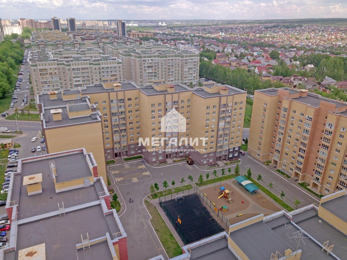 Продажа 1-к квартиры Кул Гали ул, 34