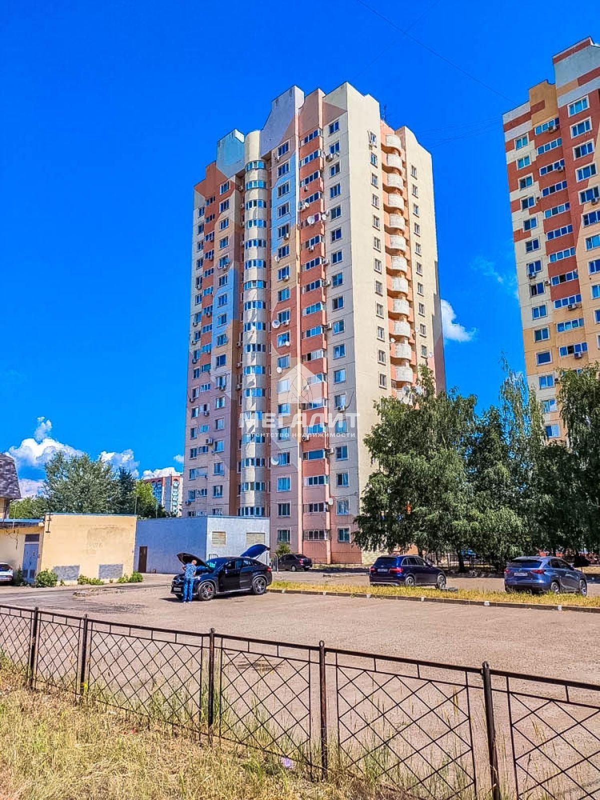 Продажа 2-к квартиры Россия, Татарстан, Казань, Ямашева пр-кт, 67